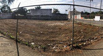 Fortín Calle 3 / 1200 m2 / Terreno en Venta (19-7b)